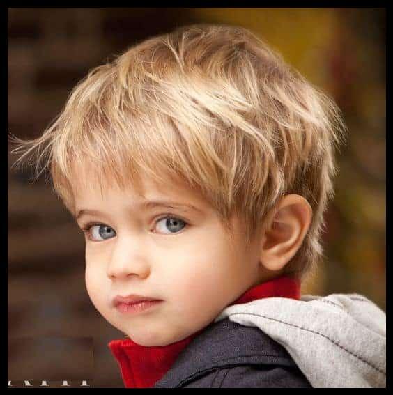Erkek Çocuk Uzun Saç Kesim Modelleri