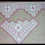 Tığ işi havlu kenarı desenleri