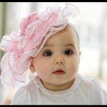 En tatlı bebek profil resmi
