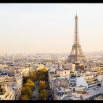Paris manzara resimleri