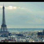 Paris manzaraları
