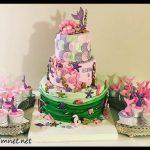 Çocuklar için pasta