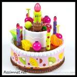 Doğum günü pastası çocuk için