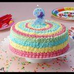 Doğum günü pastası resmi