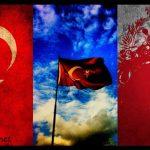 Duvar kağıdı türk bayrağı indir