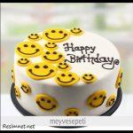 En güzel doğum günü pastası
