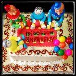 İyiki doğdun pastası