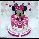 Ufak doğum günü pastası