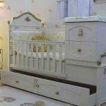 Çekmeceli bebek beşik modelleri