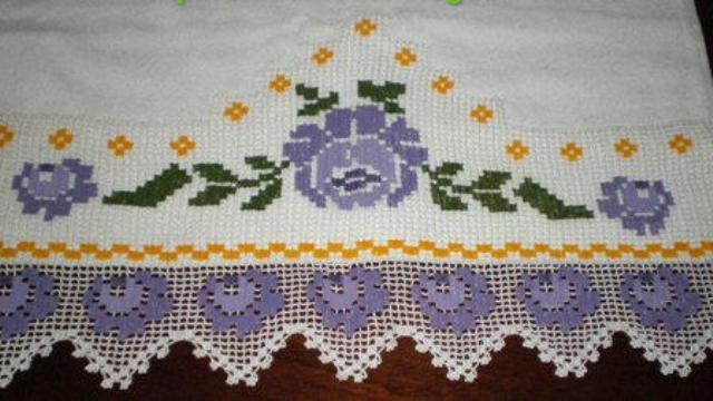 El işi havlu kenarı örnekleri