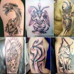 Erkek dövme modelleri ve anlamları