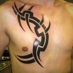 Göğüs dövme modelleri ve anlamları