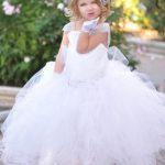 Güllü Çocuk Gelinlik Modelleri