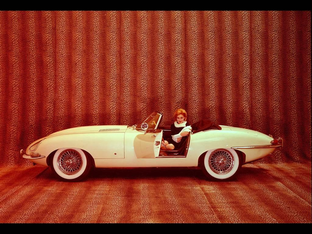 Jaguar bayan araba