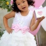 Kısa Çocuk Gelinlik Modelleri
