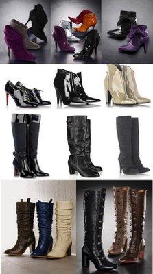 Kışlık Bayan Ayakkabı Çeşitleri