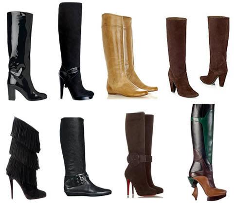 Polaris Kışlık Bayan Ayakkabı Modelleri