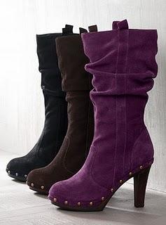 Renkli Kışlık Bayan Ayakkabı Modelleri