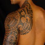 Erkek Tribal Dövme Modelleri